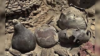 Download أكثر 8 أشياء غريبة وجدت في الصحراء ...! Video