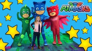 Download PJ Masks Hide n Seek with the Assistant at the New York Toy Fair Video