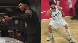 Download NBA 2K18 My Career - Asts Record! Walked Out of Meeting! PS4 Pro 4K Gameplay Video