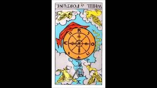 Download Daily Tarot Card - Wheel of Fortune Video