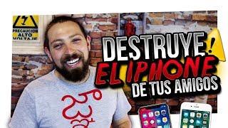 Download CÓMO DESCOMPONER EL IPHONE CON UN MENSAJE Video