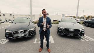 Download 2019 A7 vs 2018 S7 - Which would you pick? Video