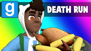 Download Gmod Death Run Funny Moments - Ceaseless Thanksgiving Puns! (Garry's Mod) Video
