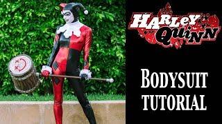Download Harley Quinn Costume Tutorial - Bodysuit Video