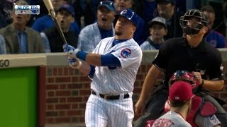 Download Schwarber sends one out of Wrigley Video