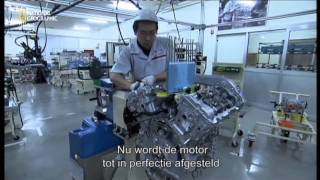 Download Nissan GT-R Supercar Production Video