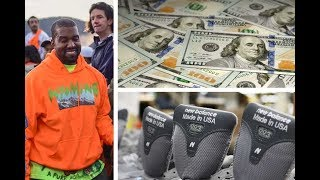 Download Outside The Box: Kanye Wants YEEZYS For EVERYONE & New Balance Might Owe You Money Video
