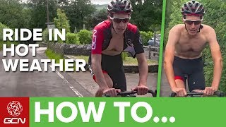 Download How To Ride Your Bike In Hot & Humid Weather | GCN's Pro Tips Video