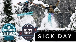 Download The 2018 LINE Sick Day Ski Collection - Totally New & Redesigned & Totally Awesome Video