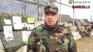 Download Jaunsargu «Vīru spēles», godinot Lāčplēša kara ordeņa kavalierus Video