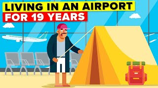 Download Man Lives 19 Years In Airport - Why? (True Story) Video
