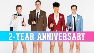 Download The Try Guys React To Their First Videos • 2-Year Anniversary Video