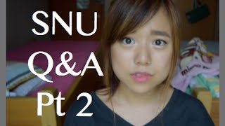 Download How I Pay for My Tuition, Muslims in Korea, and more! | Seoul National University Q&A Video