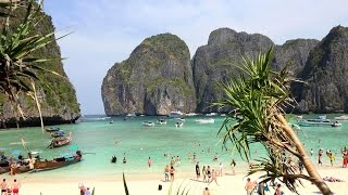 Download Ko Phi Phi & Railey, Thailand in 4K (Ultra HD) Video