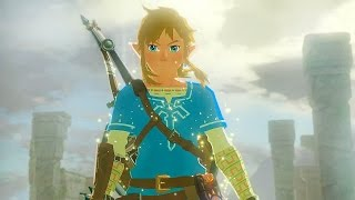Download The Legend of Zelda: Breath of the Wild - TGA 2016 Trailer @ 1080p HD Video