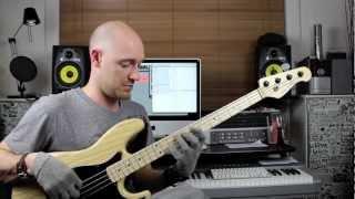 Download Walking Bass Lesson - Beginner #1 - with Scott Devine (L#61) Video
