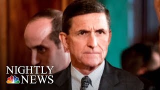 Download Robert Mueller Has Enough Evidence To Bring Charges In Flynn Investigation | NBC Nightly News Video