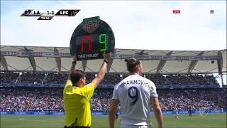 Download Zlatan Ibrahimović | LA Galaxy 4-3 Los Angeles | 2018 MLS Matchday 5 Video
