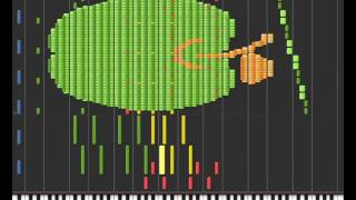 Download Synthesia bad apple Video