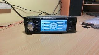 Download Обзор автомагнитолы Pioneer 4016 Video
