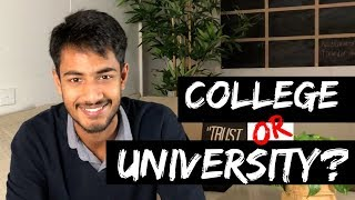 Download College vs. University | Pros & Cons | STUDY IN AUSTRALIA Video