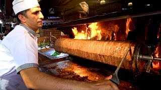 Download TURKISH STREET FOOD : You've NEVER Seen this Before!!! KEBAB HEAVEN + Street Food in Izmir Turkey Video