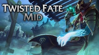 Download League of Legends | Underworld Twisted Fate Mid - Full Game Commentary Video