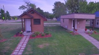 Download Detroit makes housing affordable with tiny homes Video
