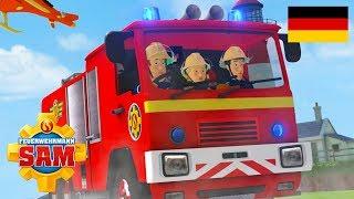 Download Feuerwehrmann Sam Deutsch Neue Folgen | Lodernde Flammen 🚒 Feuerwehrmannschaft |Cartoons fur Kinder Video