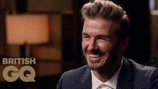 Download David Beckham & Jack Whitehall Chat Over Two Whiskies I Haig Club - Episode 1 I British GQ Video