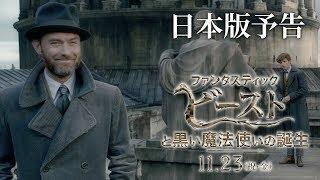 Download 映画『ファンタスティック・ビーストと黒い魔法使いの誕生』予告2【HD】2018年11月23日(金・祝)公開 Video