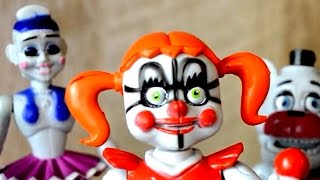 Download FNaF Sister Location BOOTLEG Action Figure Review Video