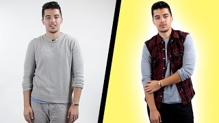 Download Guys Get A Makeover By A Professional Stylist Video