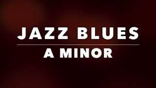 Download Jazz Blues Backing Track (Am) - Quist Video