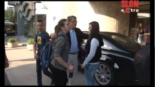 Download Ispraćaj Ćire Blaževića sa kormila FK ''Sloboda'' Tuzla - 04.06.2014 Video