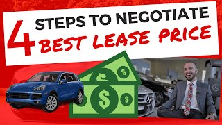 Download How to Best Negotiate a Car Lease in Four Steps (and SAVE MONEY) Video