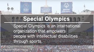 Download sMilES vol.2 Special Olympics Video