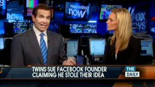 Download The Daily: Exclusive Interview with Twins Who Say Facebook Founder Zuckerberg Stole Their Idea Video