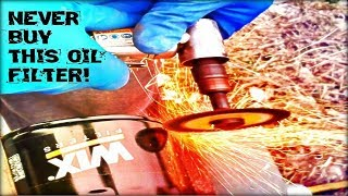 Download The worst oil filters on the PLANET!!! Video
