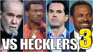 Download Famous Comedians VS. Hecklers (Part 3/5) Video