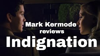 Download Indignation reviewed by Mark Kermode Video