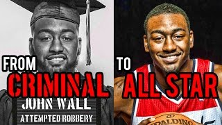 Download From CRIMINAL to NBA STAR? The John Wall Story Video
