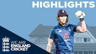 Download Brilliant Stokes & Roy Guide England to Series Win | England v Pakistan 4th ODI 2019 - Highlights Video