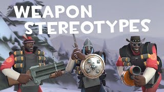 Download [TF2] Weapon Stereotypes! Episode 5: The Demoman Video