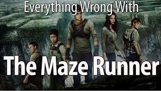 Download Everything Wrong With The Maze Runner In 16 Minutes Or Less Video