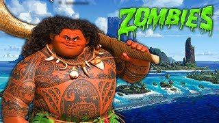 Download MOANA ZOMBIES (Black Ops 3 Zombies) Video