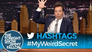 Download Hashtags: #MyWeirdSecret Video