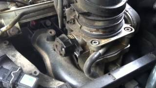 Download Mercedes electronic throttle..relearning idle Video