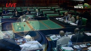 Download Parliamentary Inquiry into State Capture, 20 October 2017 Video