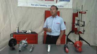 Download How to Choose the Correct KYB Shock or Strut Video